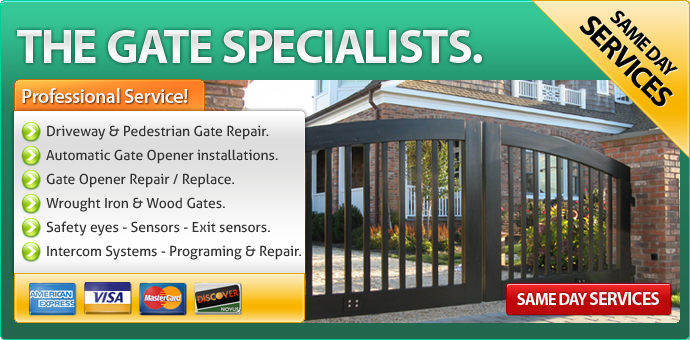 Gate Repair Gunbarrel CO